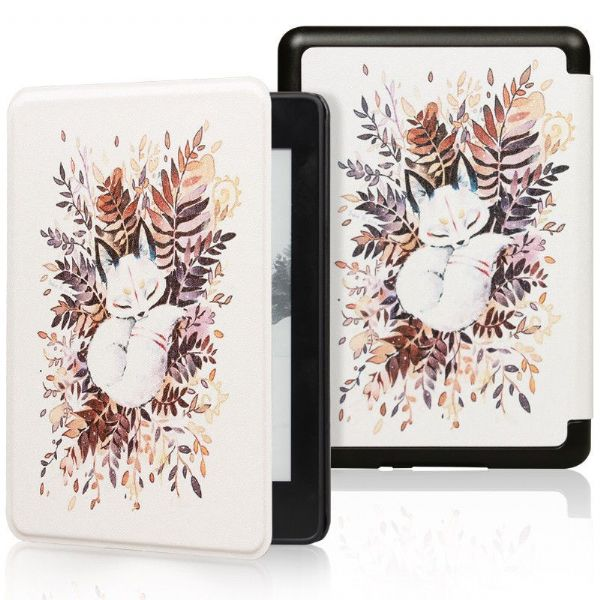 Kindle Paperwhite Art Case Cover Autumn Fox